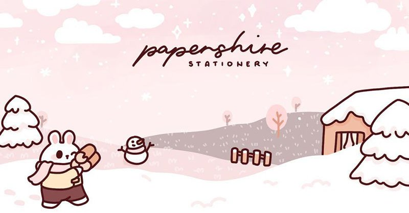 Papershire Stationery