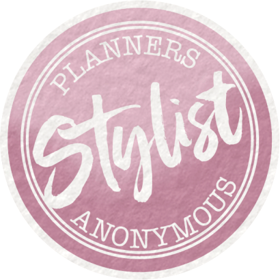 Planners Anon Stylist Pink