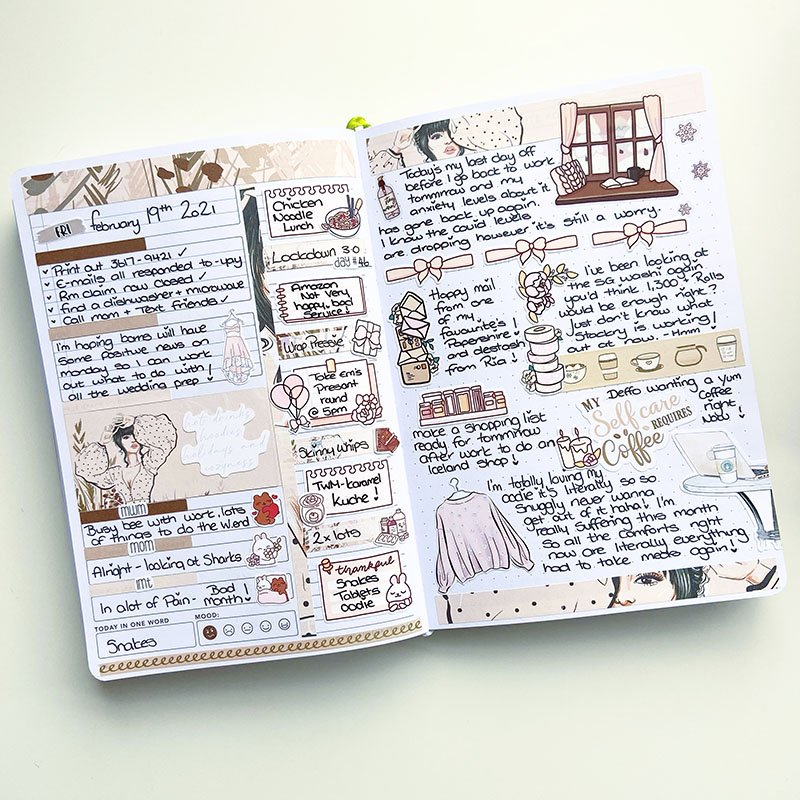 Passion Planner Ideas 4