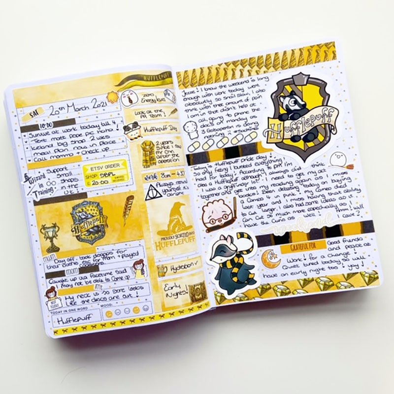 Passion Planner Ideas 3